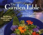 Garden Table Book